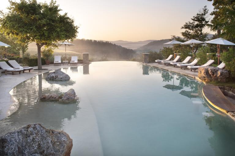 Borgo Santo Pietro_Infinity Pool
