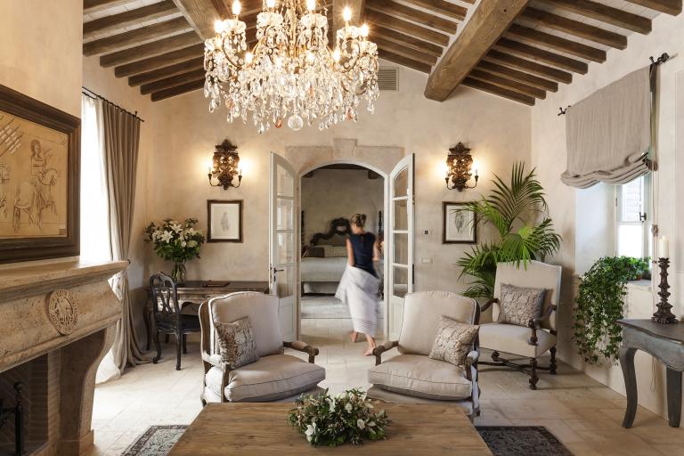 Borgo Santo Pietro_Pool Suite