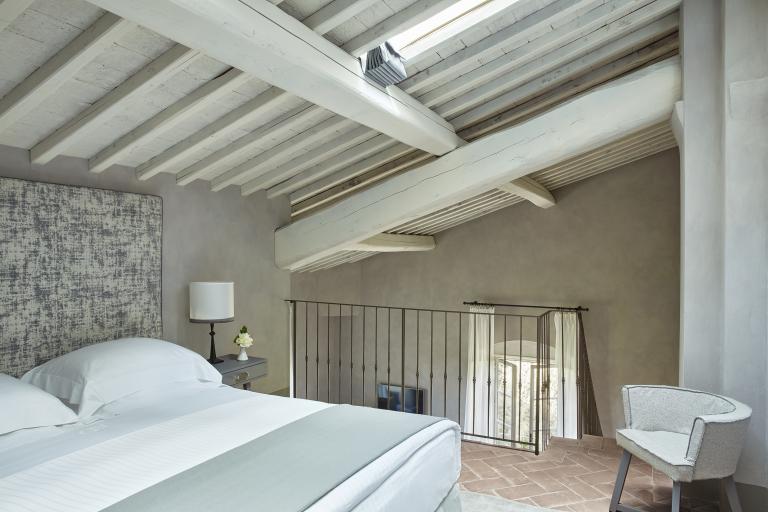 Loft Suite Bedroom High Resolution 2