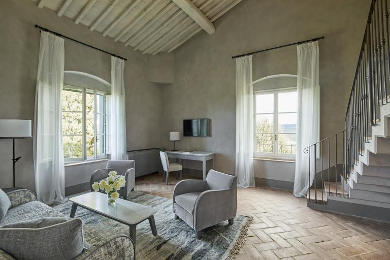 Loft Suite Living Room High Resolution 1