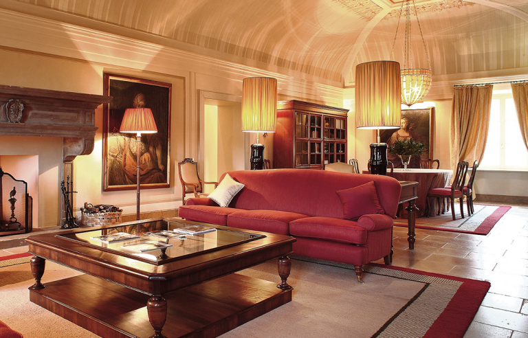 RWCdB - CdB Suite - Vescovo Living Room