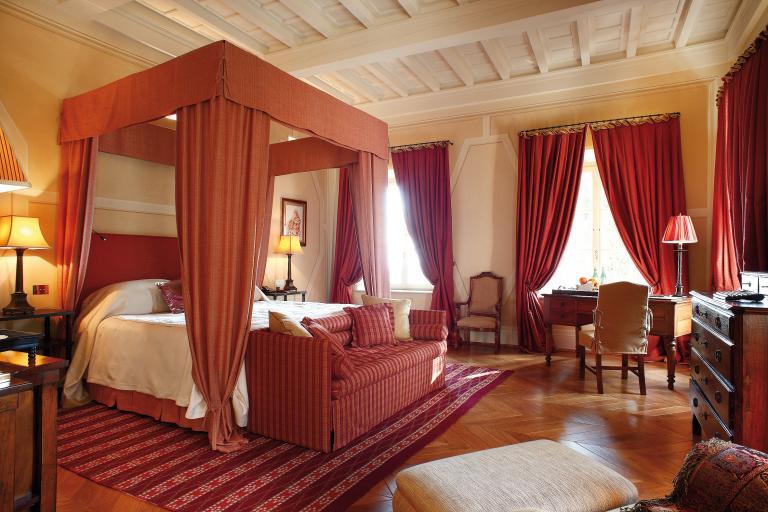 RWCdB - Del Vescovo Bedroom CdB Suite