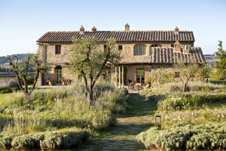 RWCdB - Villa Gauggiole, External View