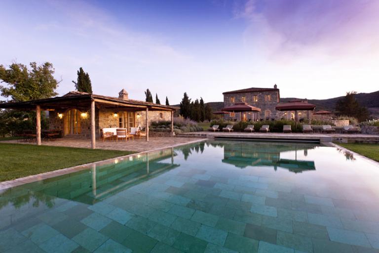RWCdB - Villa Sant'Anna, Pool House and Infinity Pool 2