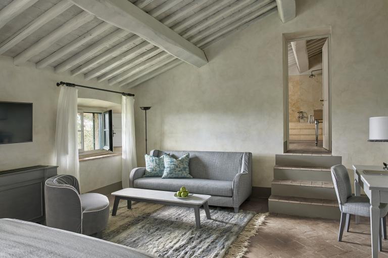 Tavernelle Room Living Room High Resolution 3