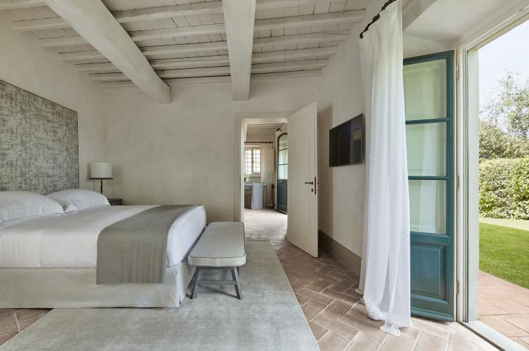 Tavernelle Suite Bedroom High Resolution 1