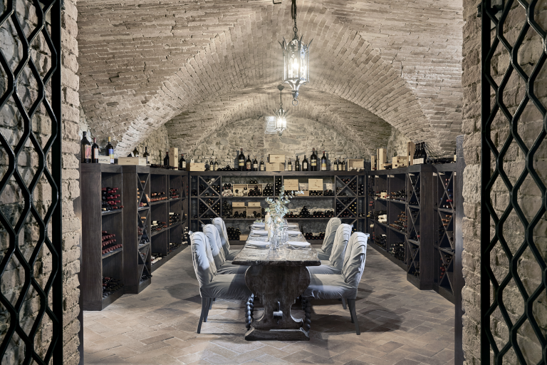 Wine Cellar - Dining HR