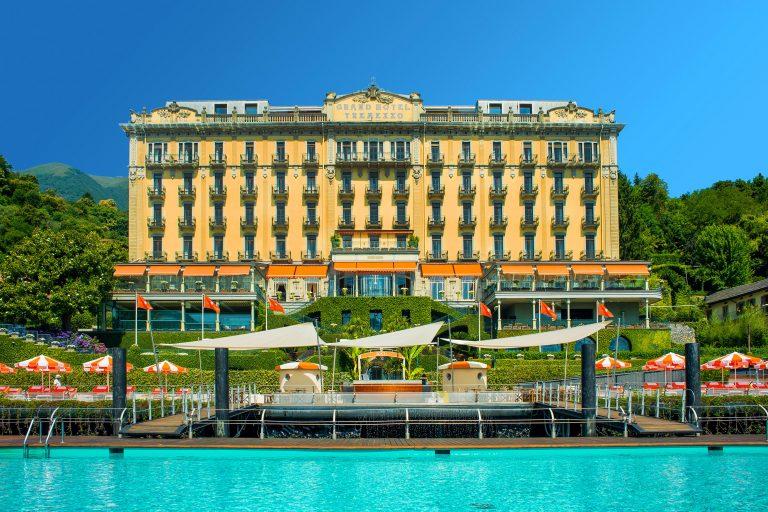 0 - Grand Hotel Tremezzo Facade