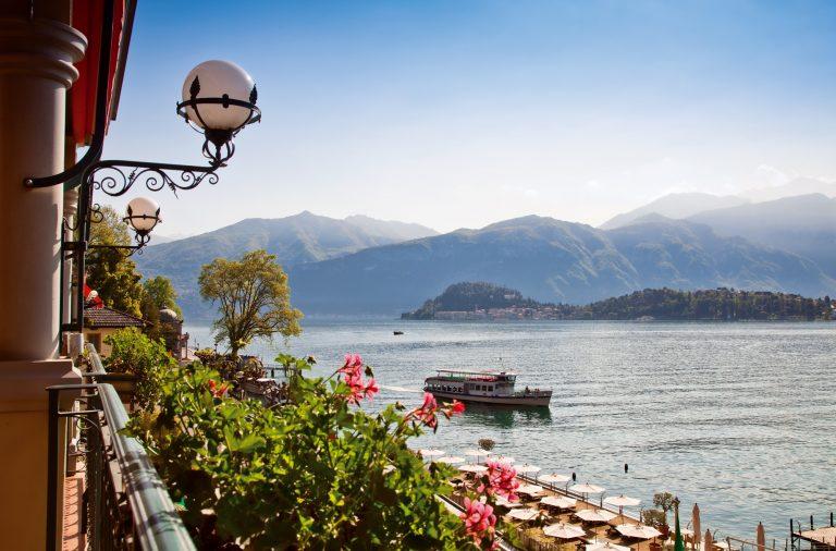 1 - Grand Hotel Tremezzo view