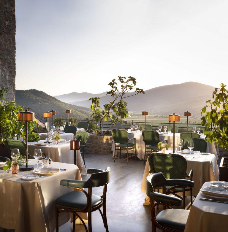 10_Reschio Estate - Hotel Castello di Reschio - Ristorante Al Castello