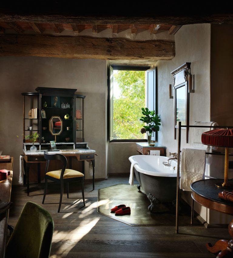 12_Reschio Estate - Hotel Castello di Reschio - Suite