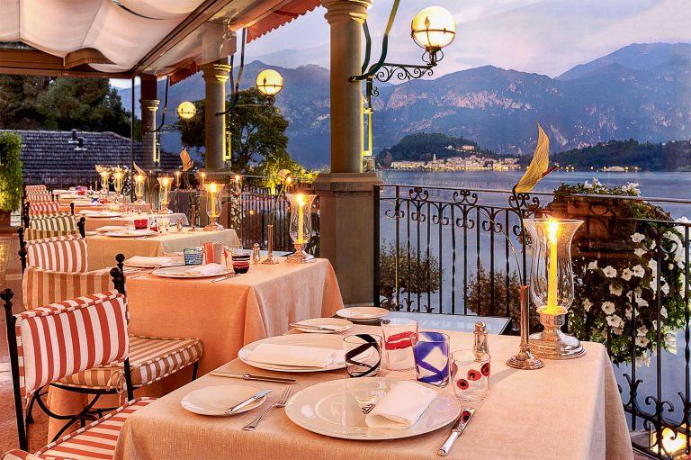 16 - La Terrazza Gualtiero Marchesi restaurant