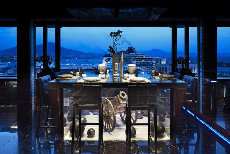 Hotel Romeo, Naples, Italy (2015)