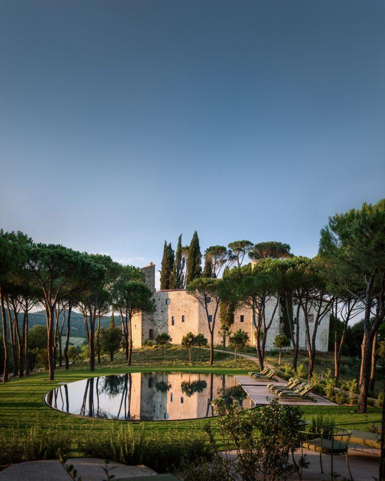 18_Reschio Estate - Hotel Castello di Reschio - The Pool