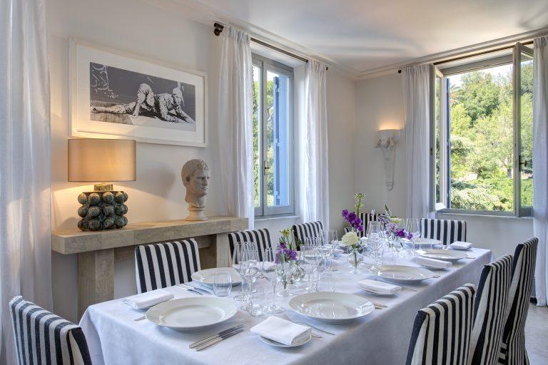 3 RFH Hotel de Russie - Nijinsky Suite Dining Room
