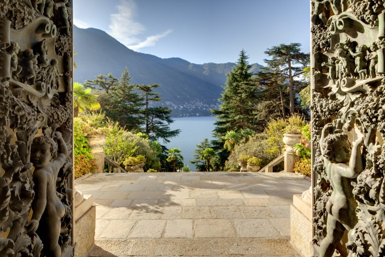 3 - View of Lake From Central Doors
