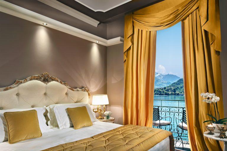 7 - Signature Suite - Bedroom
