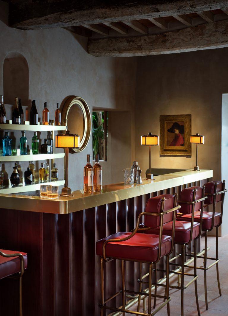 7_Reschio Estate - Hotel Castello di Reschio - The Palm Court Bar