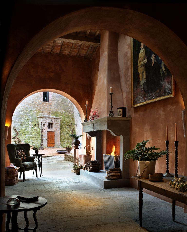 8_Reschio Estate - Hotel Castello di Reschio - The Boot Room