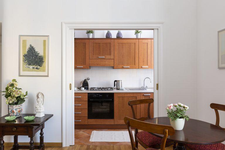 Apartment Viminale Kitchen