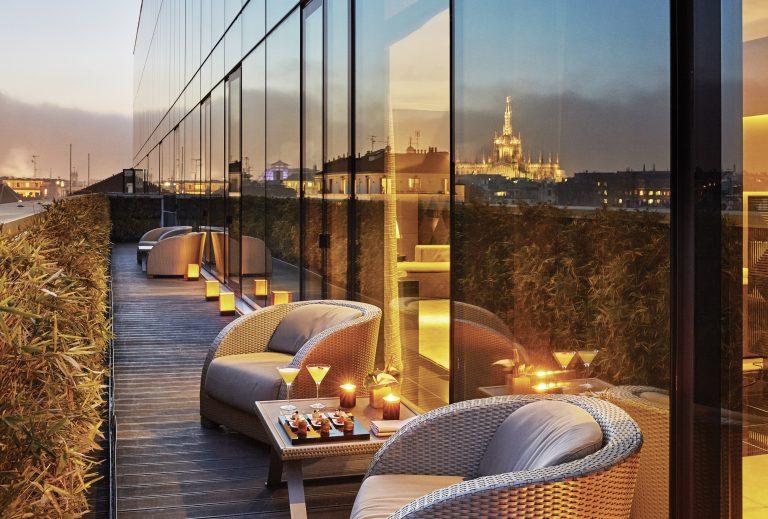 Armani Hotel Milano_Milano Suite_Terrace