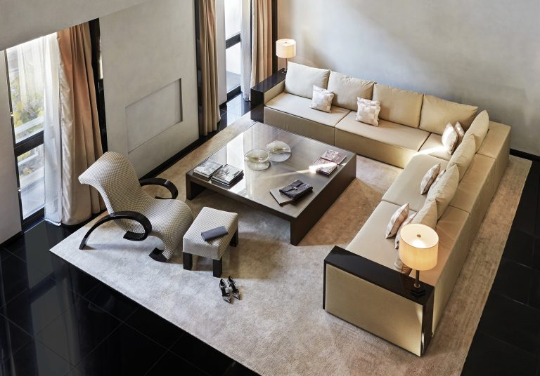 Armani Hotel Milano_Signature Suite 214