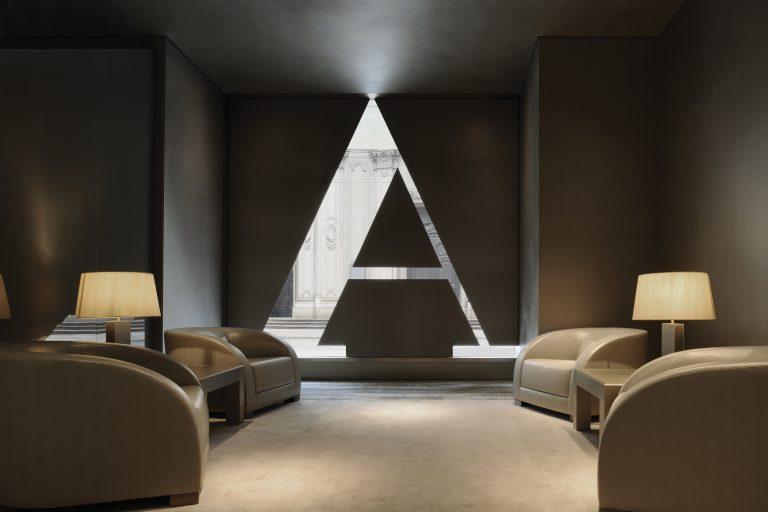 Armani Hotel Milano_Welcome Area