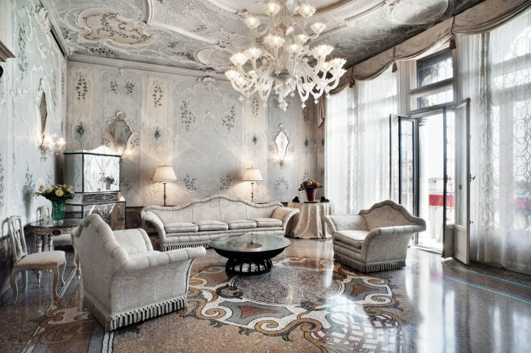 Bauer Palazzo Royal suite 1