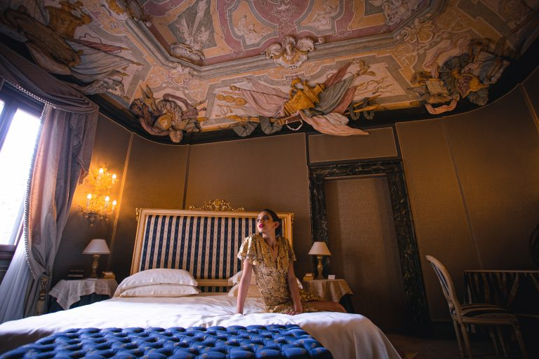 Ca'Sagredo Room_Stuccoes