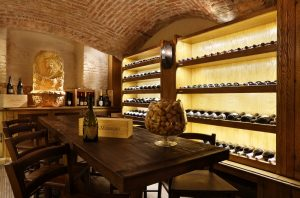 Château Monfort Bacco Wine_cellar Chateau Monfort