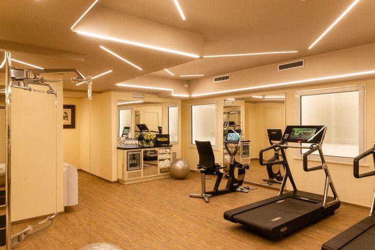 Due Torri Hotel Fitness Center 1