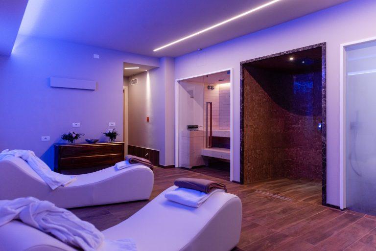 Due Torri Hotel Health & Wellness