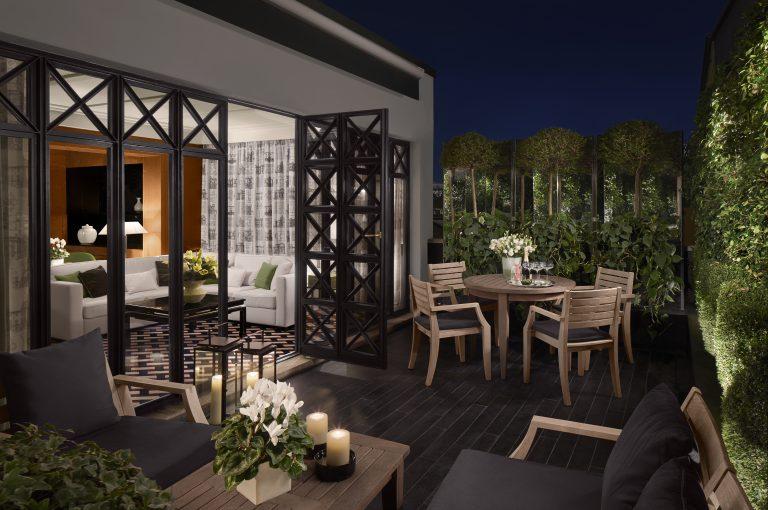 Fashion Suite - Private Terrace, Four Seasons hotel Milano