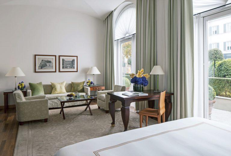 Four Seasons Hotel Milano Junior Suite - Garden View Jpeg