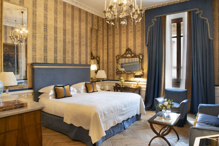 Hotel Helvetia & Bristol in Florence