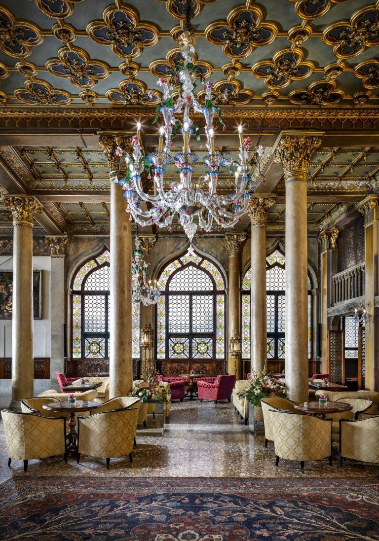 Hotel Danieli 2-Bar Dandolo Lounge