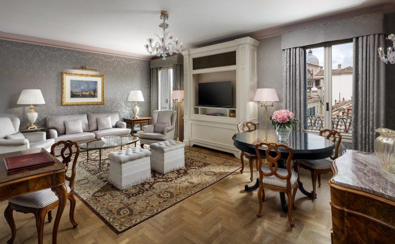 Hotel Danieli -Grand Dandolo Suite Salon