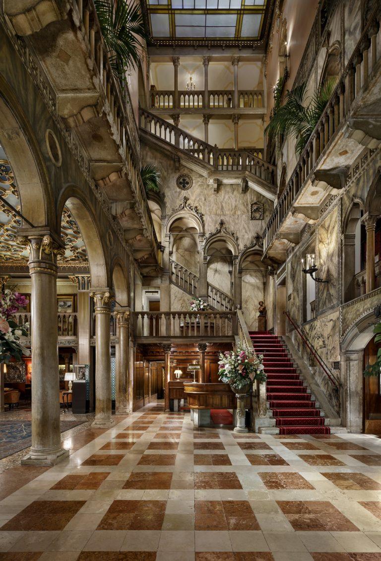 Hotel Danieli -Lobby-Low