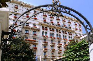 Hotel Principe di Savoia Facade Ago 2011