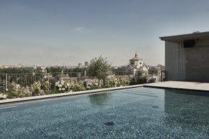 Hotel VIU Milan The VIU Terrace - outdoor