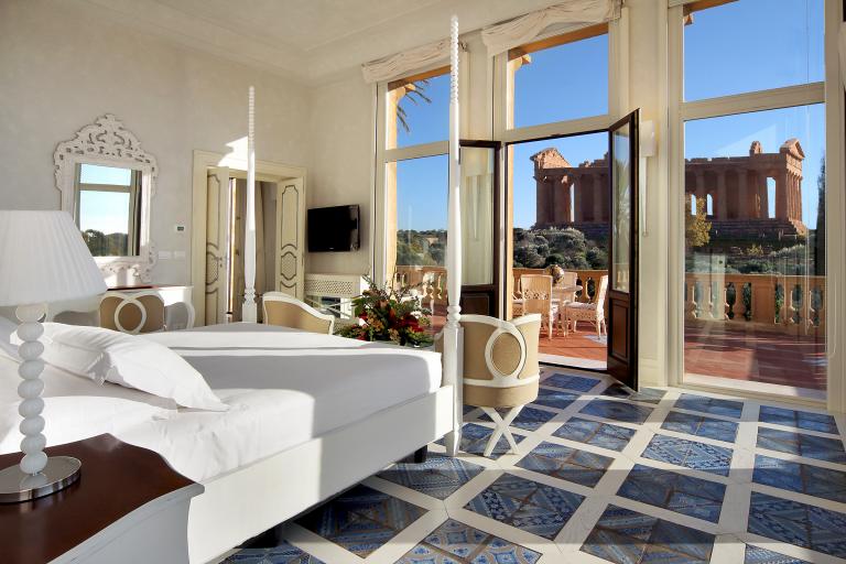 Hotel Villa Athena VILLA SUITE 5 EMOZIONALE