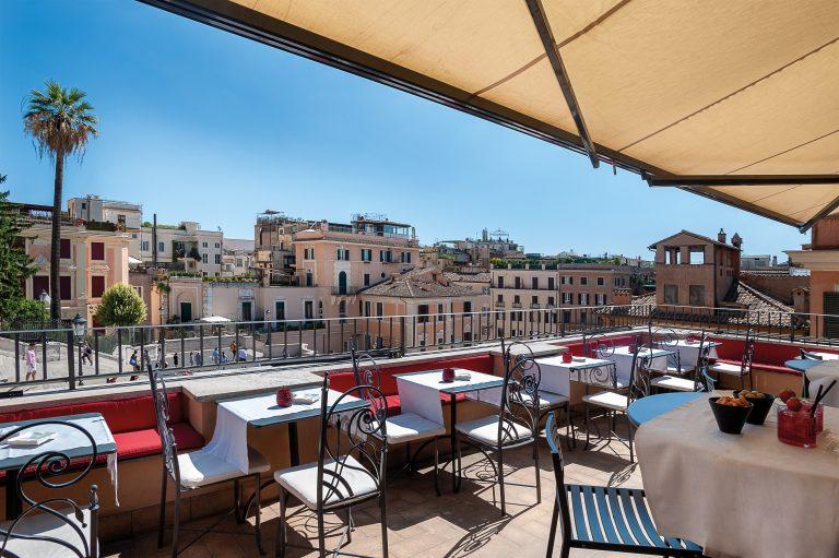 Il Palazzetto Rooftop 2 - credit Genivs Loci