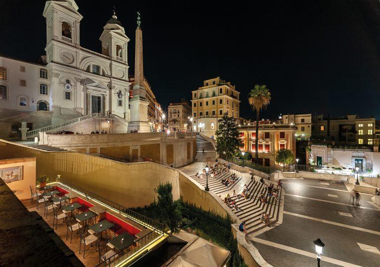 Il Palazzetto Rooftop - credit Genivs Loci