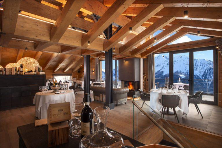Le Massif_La Loge du Massif_Restaurant