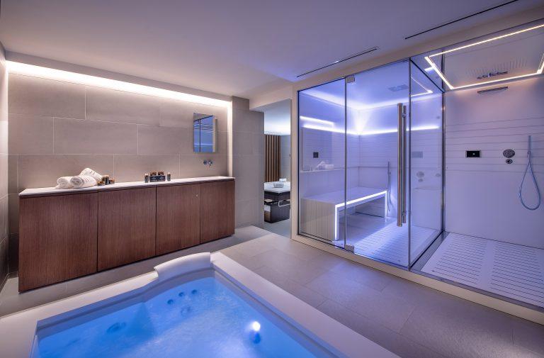 Le Massif_Private Spa Suite