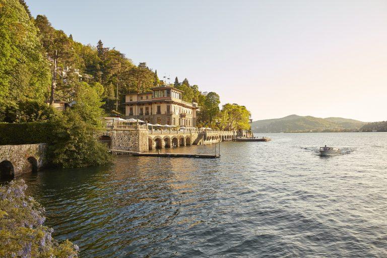 MOCMO - Villa Roccabruna (from the lake)