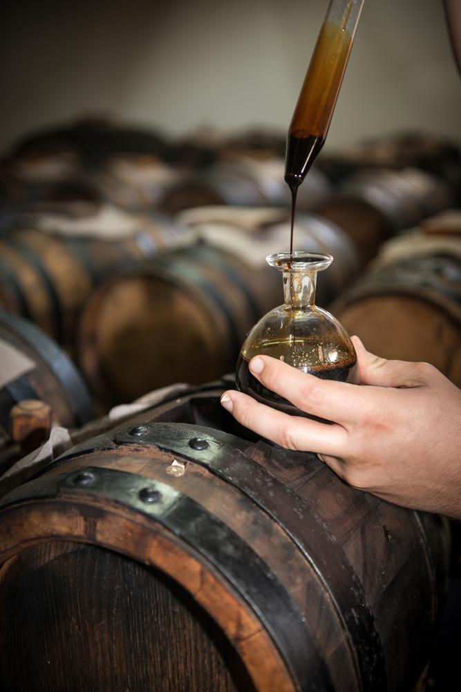 Modena - Balsamic vinegar barrel