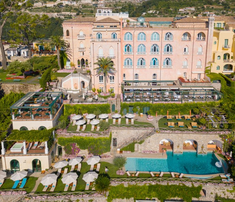 Palazzo Avino - The Pink Palace - Ravello, Amalfi Coast - photos by Andrea Gallucci weddingphotoravello.it