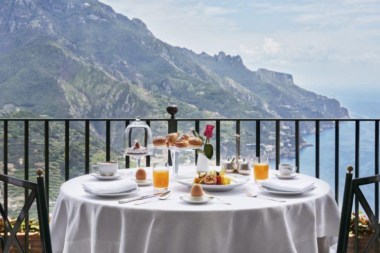 Palazzo Avino_Breakfast