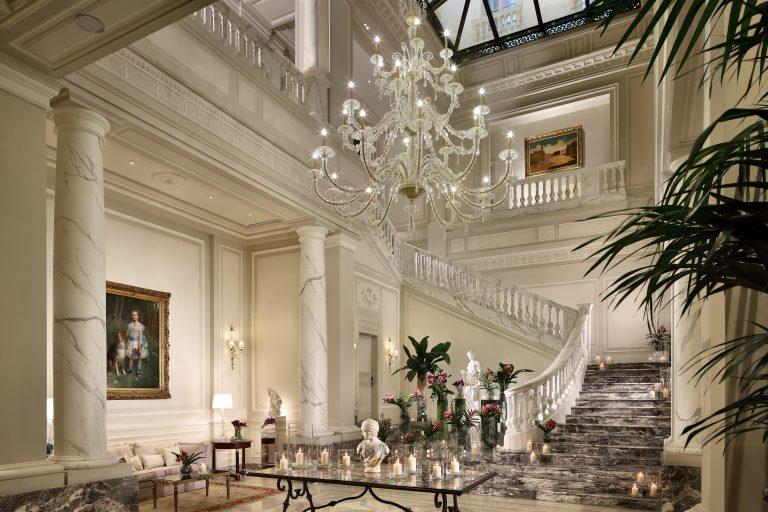 Palazzo Parigi Hotel & Grand Spa 1 LOBBY